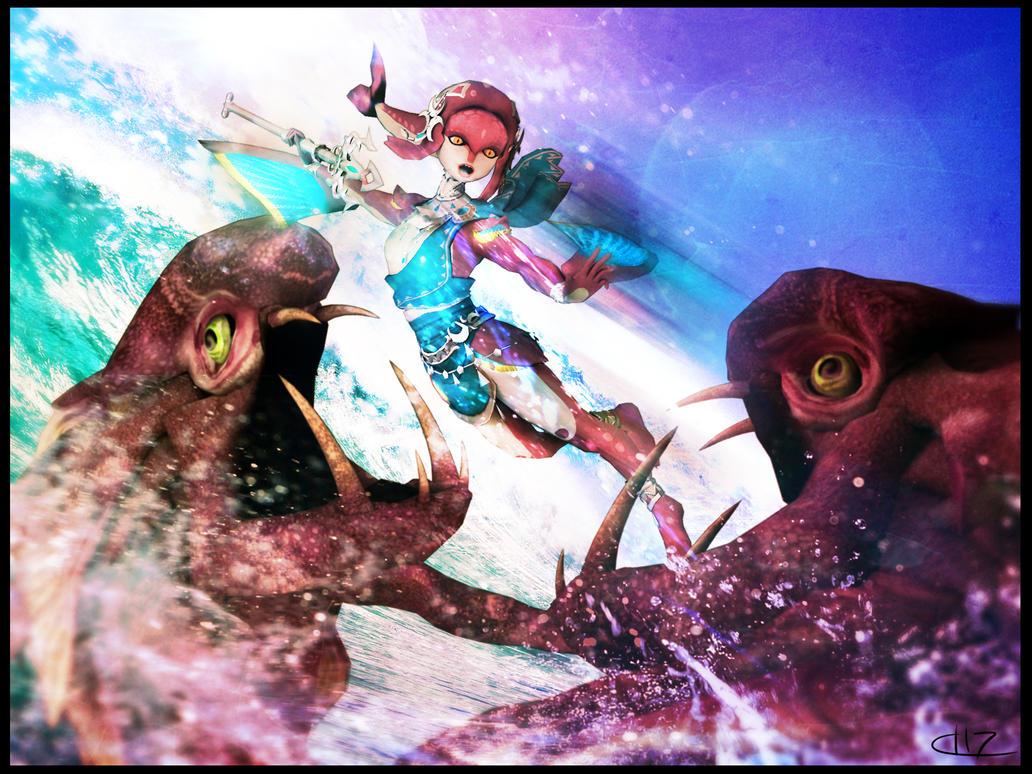 Gyorg Hunter by UndyingNephalim