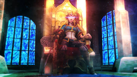 Allegro for a Prophet (Zelda's Lullaby) by UndyingNephalim