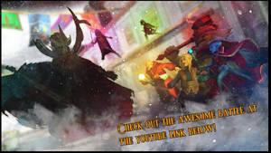 The Sages vs Sulkaris by UndyingNephalim