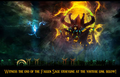 The Last Fallen Sage Cinematic by UndyingNephalim