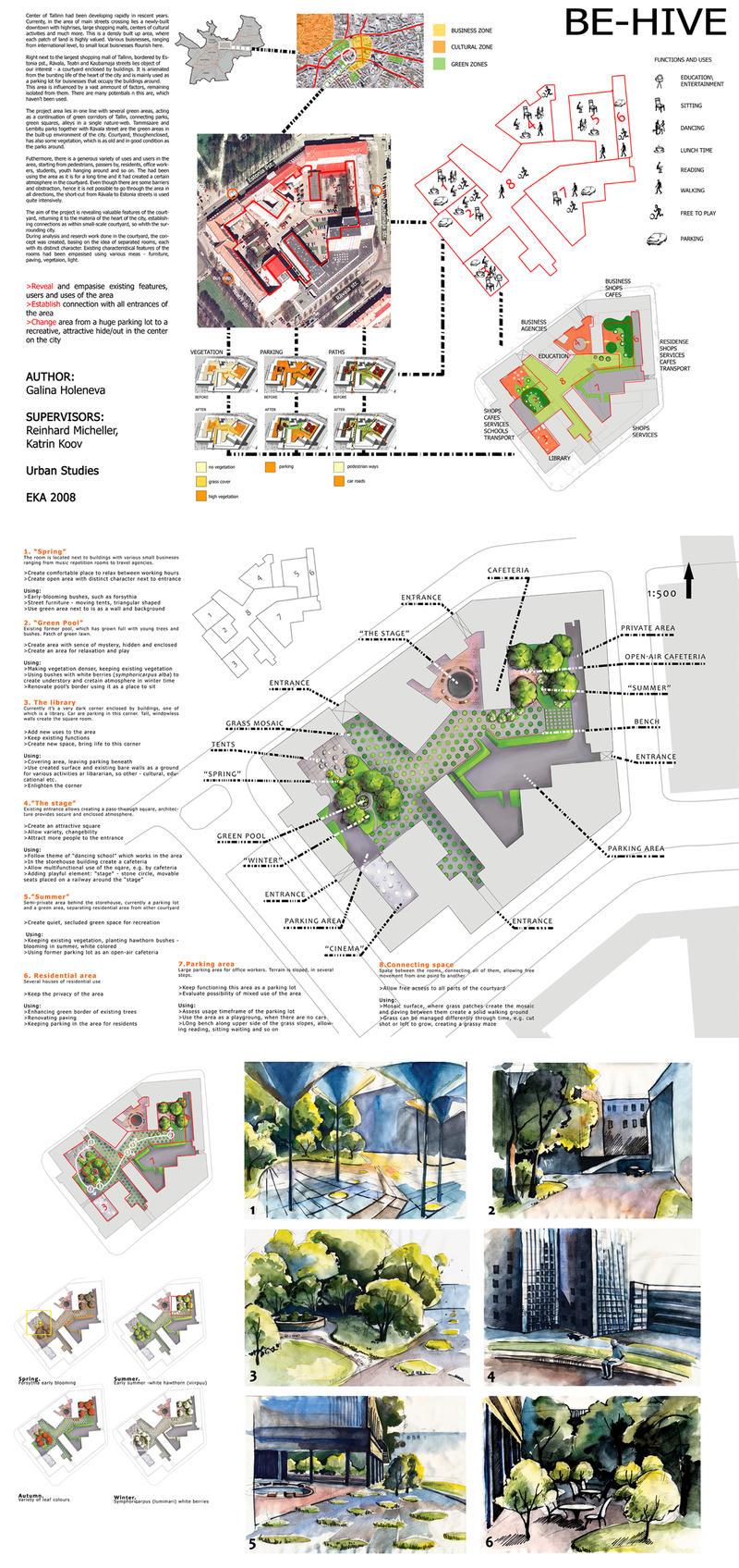 Landscape project by ruttian on deviantart for Study landscape design