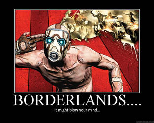 Borderlands by Scourge-of-Humanity