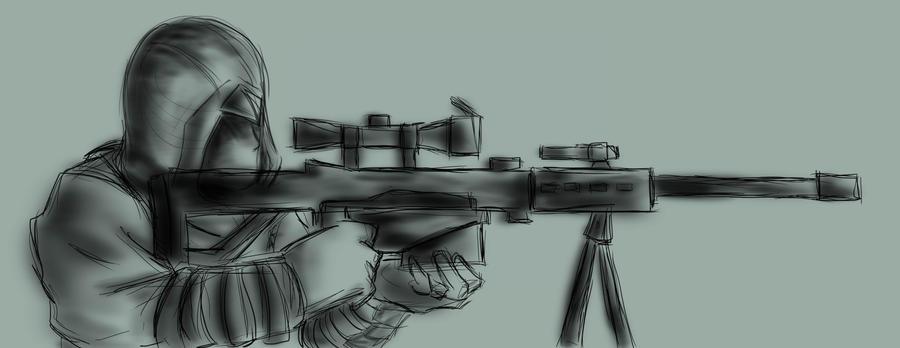 Sniper Altair by ShortieBat