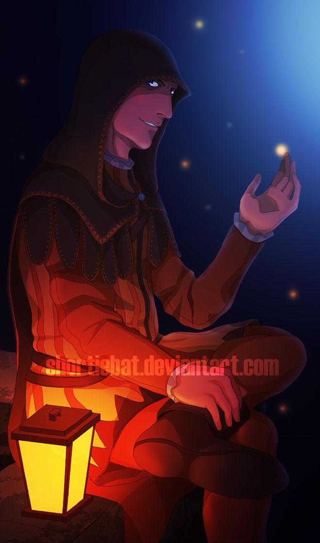 Fireflies by ShortieBat