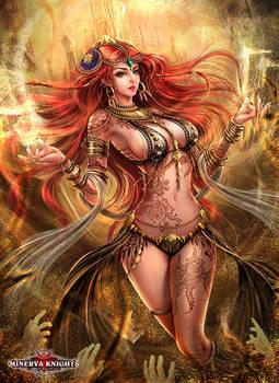 Minerva Knights - Goddess Isis [EX]