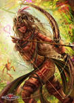 Minerva Knights - Amazonian Archer