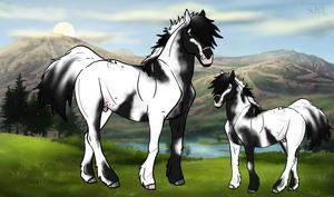DIRPG|Ohanzee|Stallion