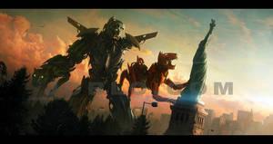 Movie Voltron FTW by Dynamiteboom12345