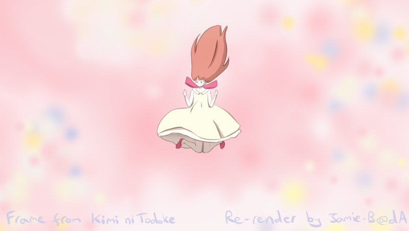 Rerender Test Of A Kimi Ni Todoke Opening Frame By Jamie-B