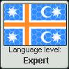 Simplified Koharian language level EXPERT by YDK-Qazaqstan
