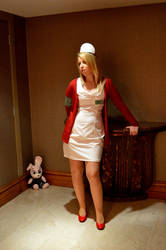Red Nurses and Rabbits