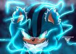 [O.C] Stryker The Hedgehog by ByGhostEduard