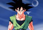Son Goku - Dragon Ball AF by ByGhostEduard