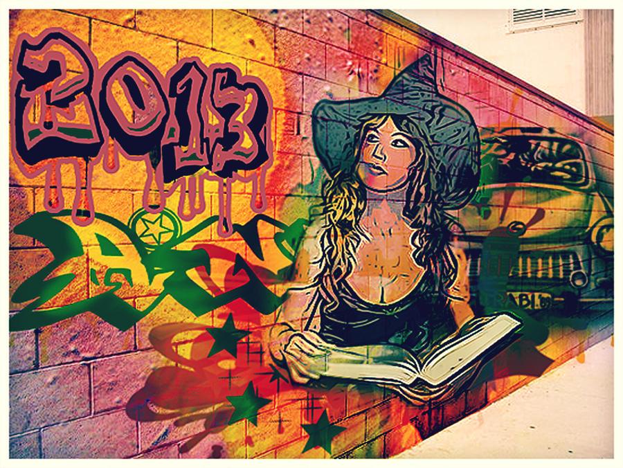 HBD 2013 by scarlovitc