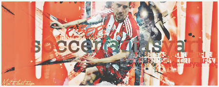 Franck Ribery - Mat's last sign by MaT99GFX
