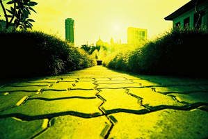 yellow bick road by puxxie
