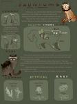 Faunium Species Sheet - Original Species