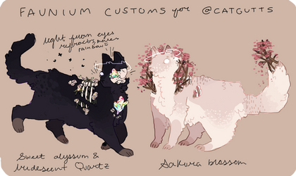 faunium customs 01 by dogsneeze