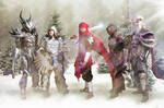 The Elder Scrolls Group