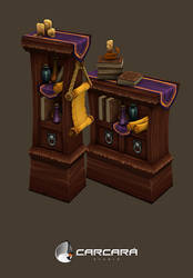Furniture props by AntonioNeves