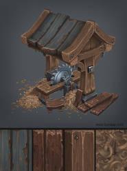 mini lumbermill