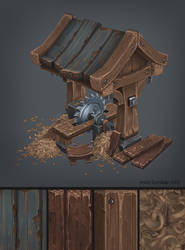 mini lumbermill by AntonioNeves