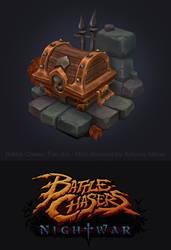 Battle chasers fan art