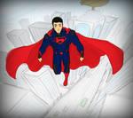 Conner Kent as Superman