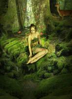 Yavanna by DarthIggy