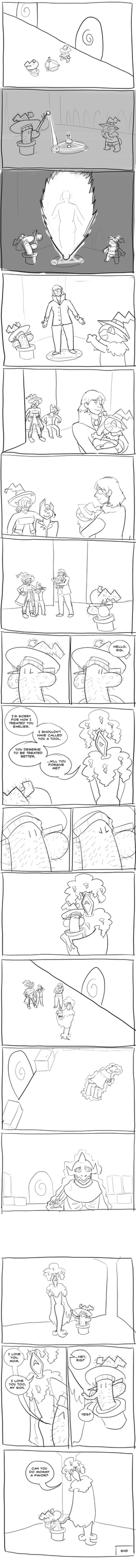 Wizard Palooza OCT: Round 3 Page 11 by PSIJoel