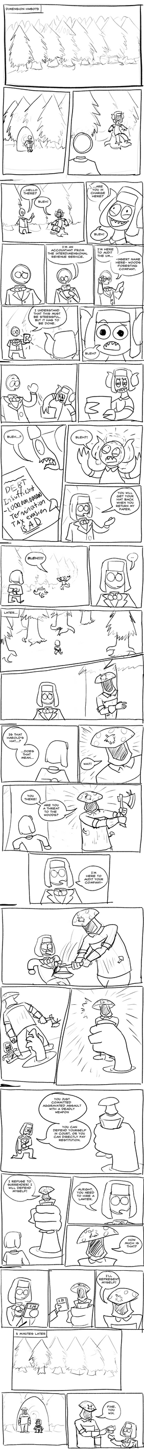 Hardwood OCT Audition: Page 1 by PSIJoel