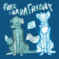 nessti // free characterS Friday OPEN!! by xrosecookie