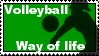 Volleyball Way of Life by Girl-just-let-go-200