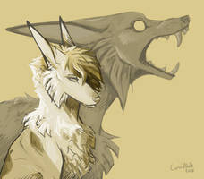 Like Mother Like Son by CorvidVolk