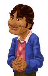 Dr. Raj Koothrappali