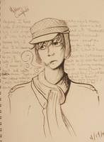 Holden Caulfield by animejunkie106