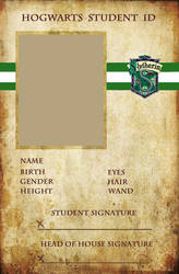 Slytherin ID by animejunkie106