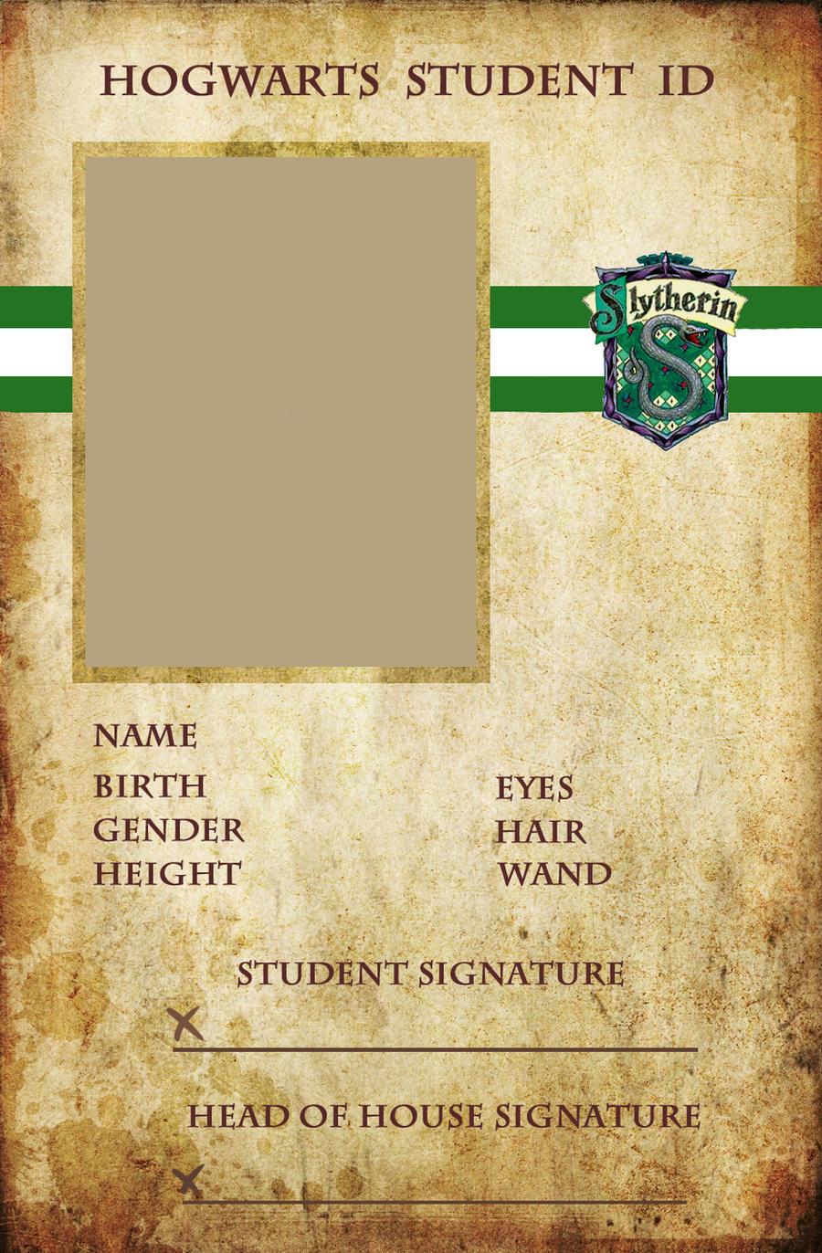 Slytherin ID