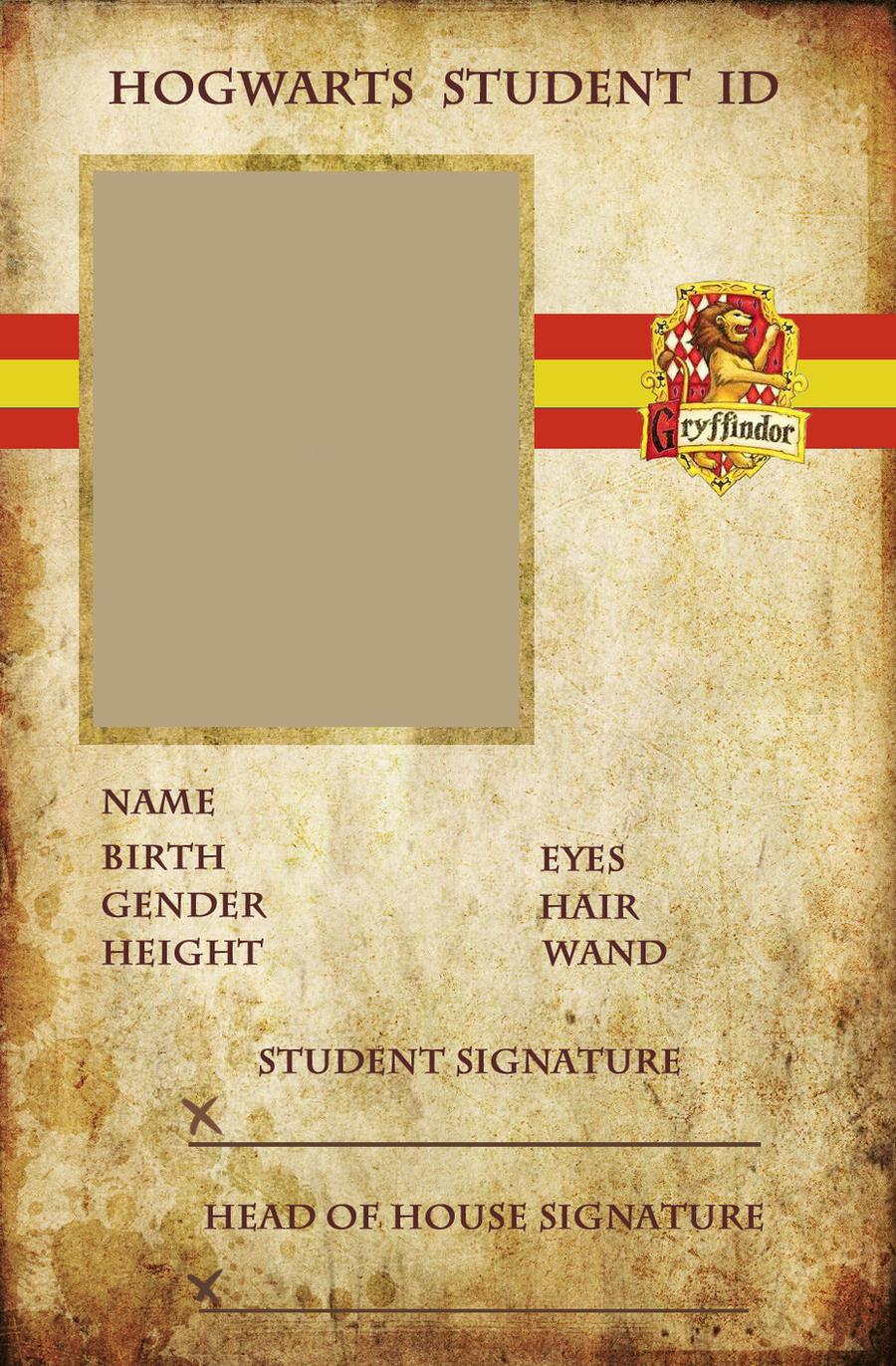 Gryffindor ID