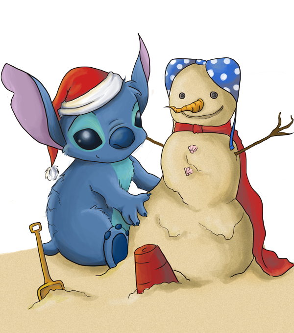 Merry Christmas from Hawaii by animejunkie106 on DeviantArt