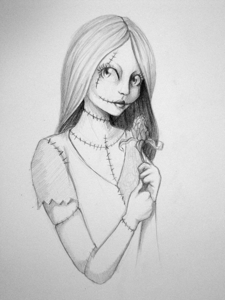Sally by animejunkie10...