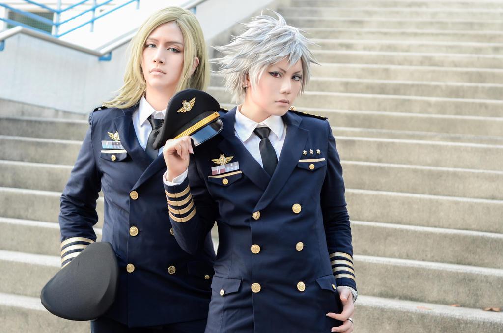 Quartet Night Airline by Nazss