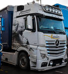 Mercedes Benc Actros by YoungForRewer