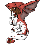 Neyau Sprite- Gift by WolfFlame12