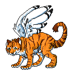 Angel Tigress-G by WolfFlame12