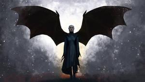 Game Of Thrones - Queen Daenerys Targaryen