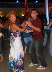 Dancin in the Dark