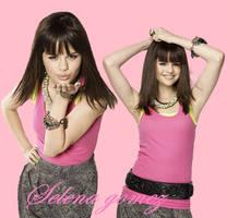 Selena Blend (: