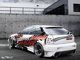 Honda Civic by pont0