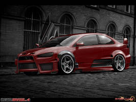 Lancer GTS by pont0